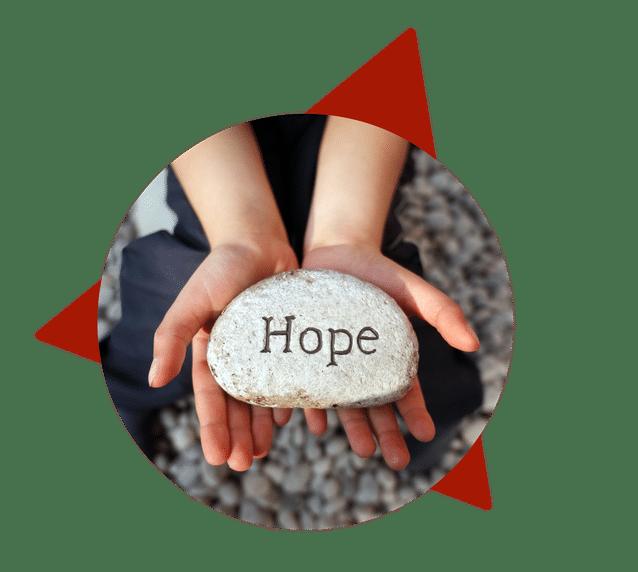 תקווה, תקשורת מקרבת